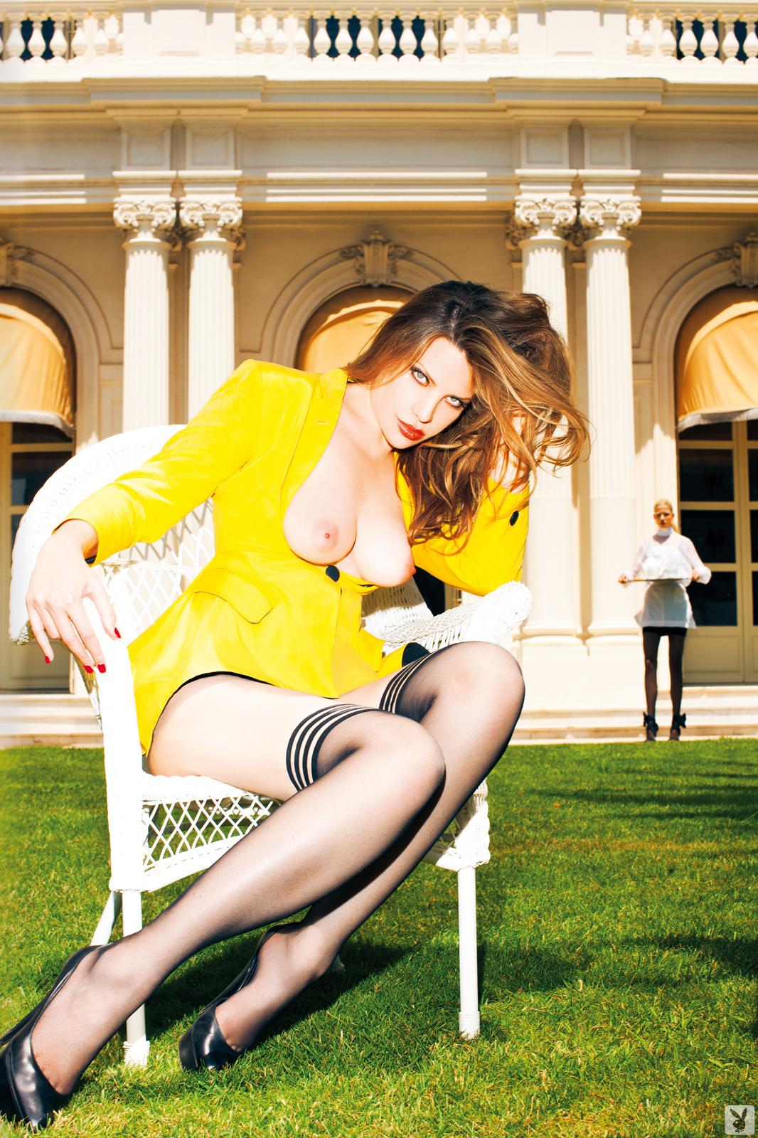 Super Model Evelina Manna Playboy Plus (4)