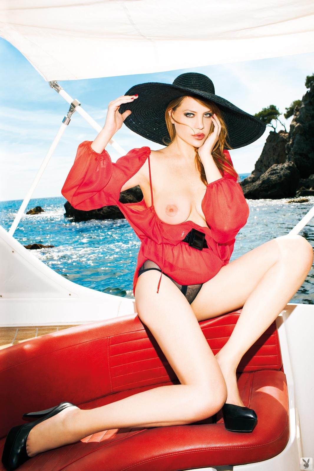 Super Model Evelina Manna Playboy Plus (5)