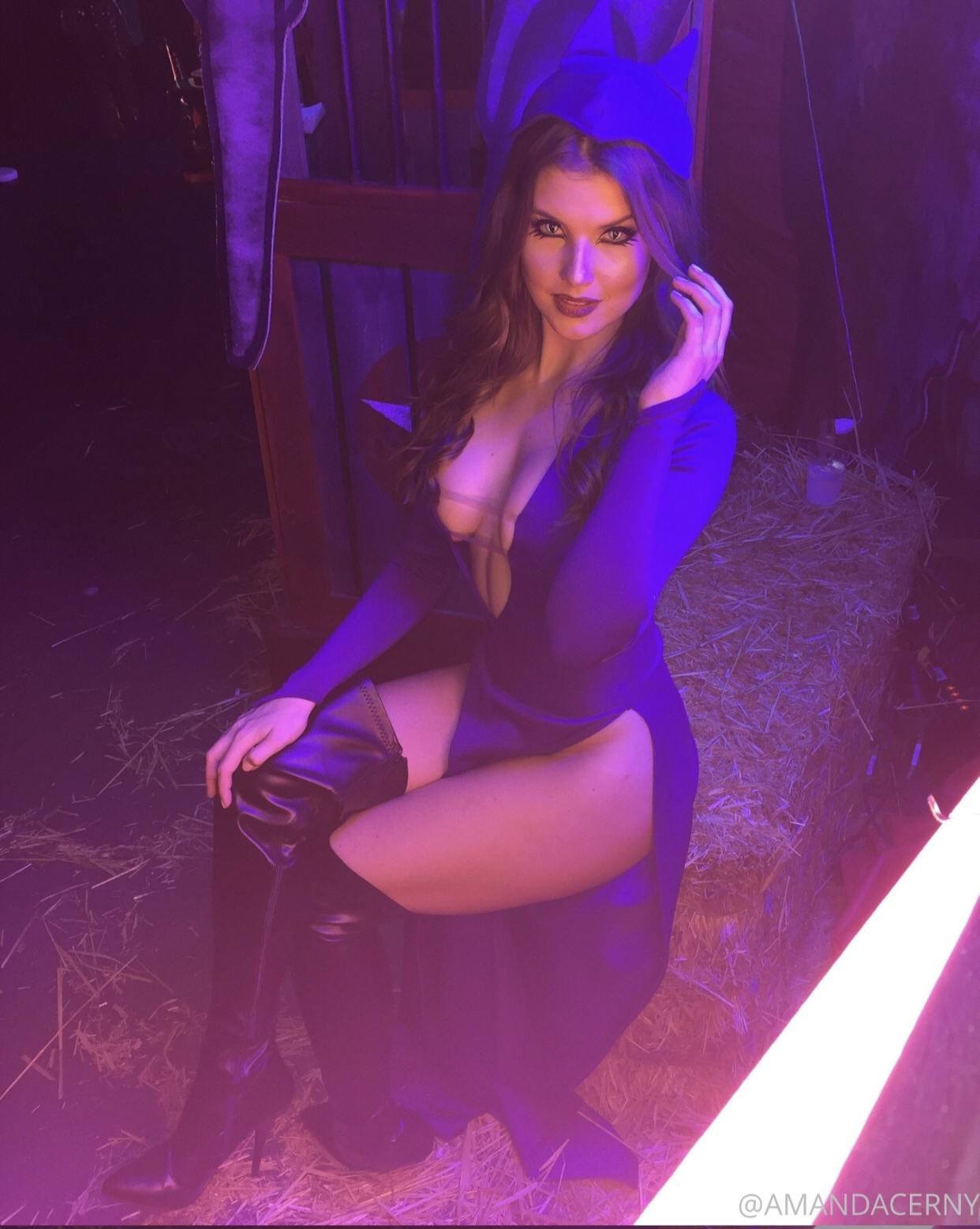 Amanda Cerny Nude Onlyfns Photos And Video Leaked 0012
