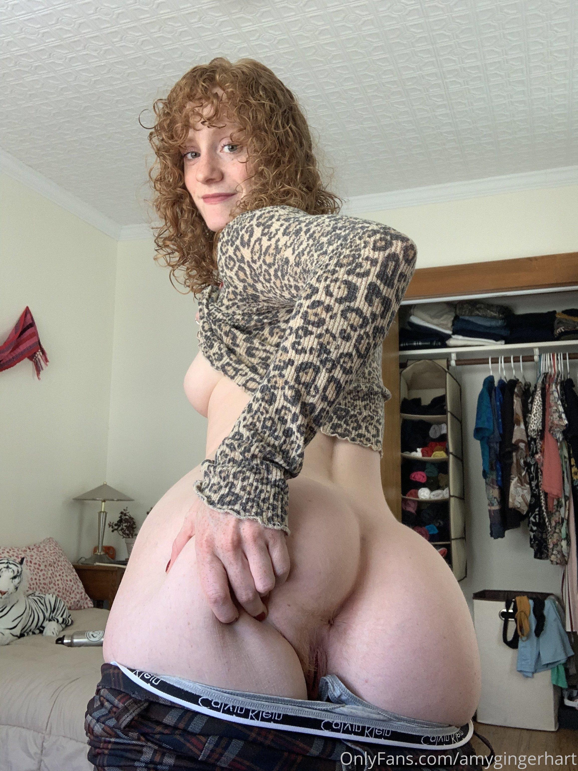 Amy Hart, Amygingerhart, Onlyfans 0034