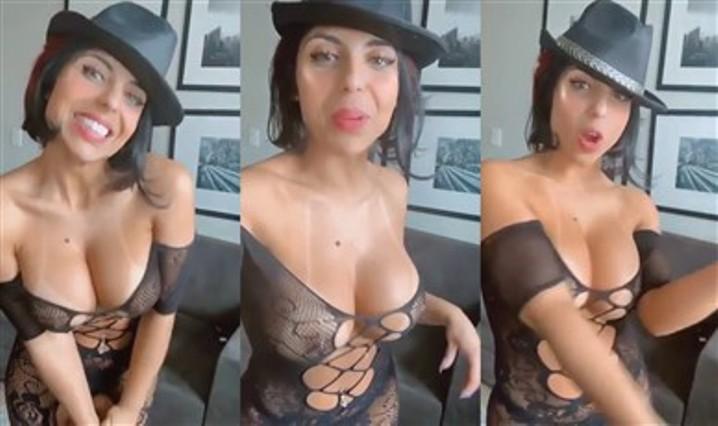Ana Lopes Leaked Onlyfans Teasing In Lingerie Video