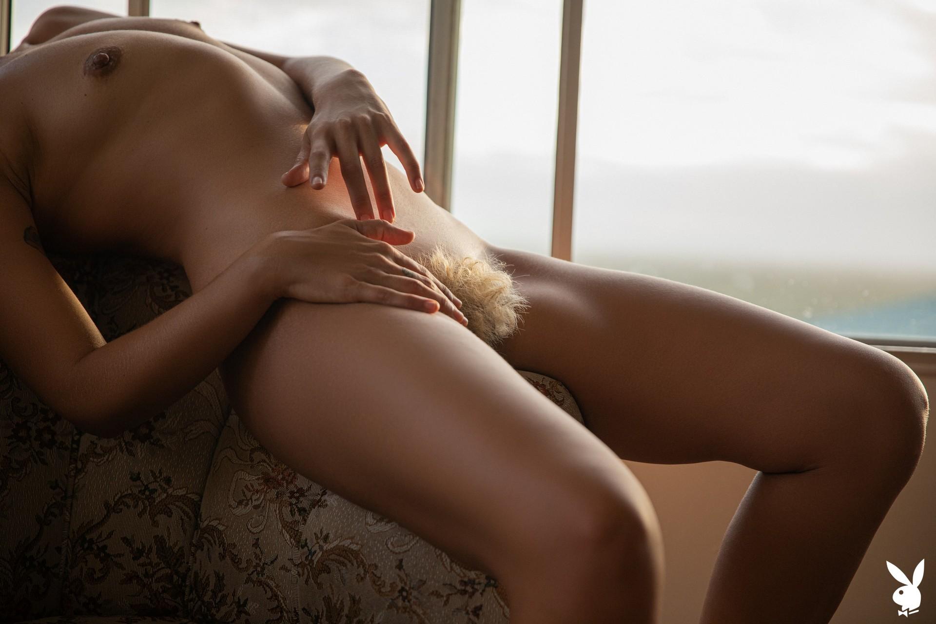 Anna Feller In Lounging Around Playboy Plus (15)