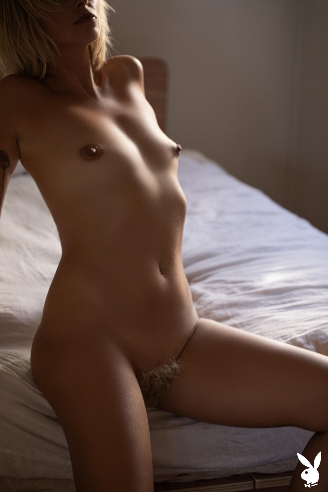 Anna Feller In Lounging Around Playboy Plus (19)