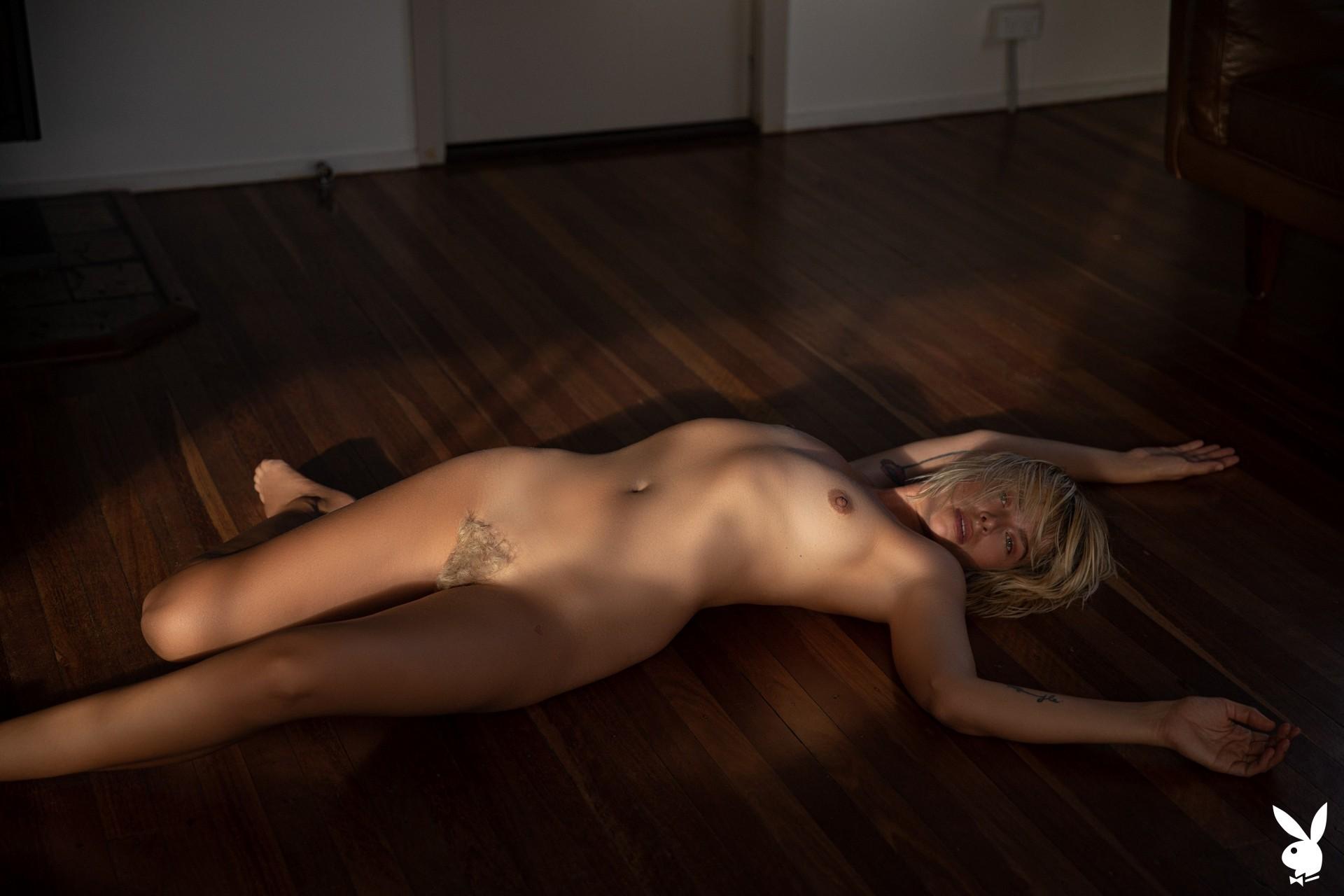 Anna Feller In Lounging Around Playboy Plus (2)