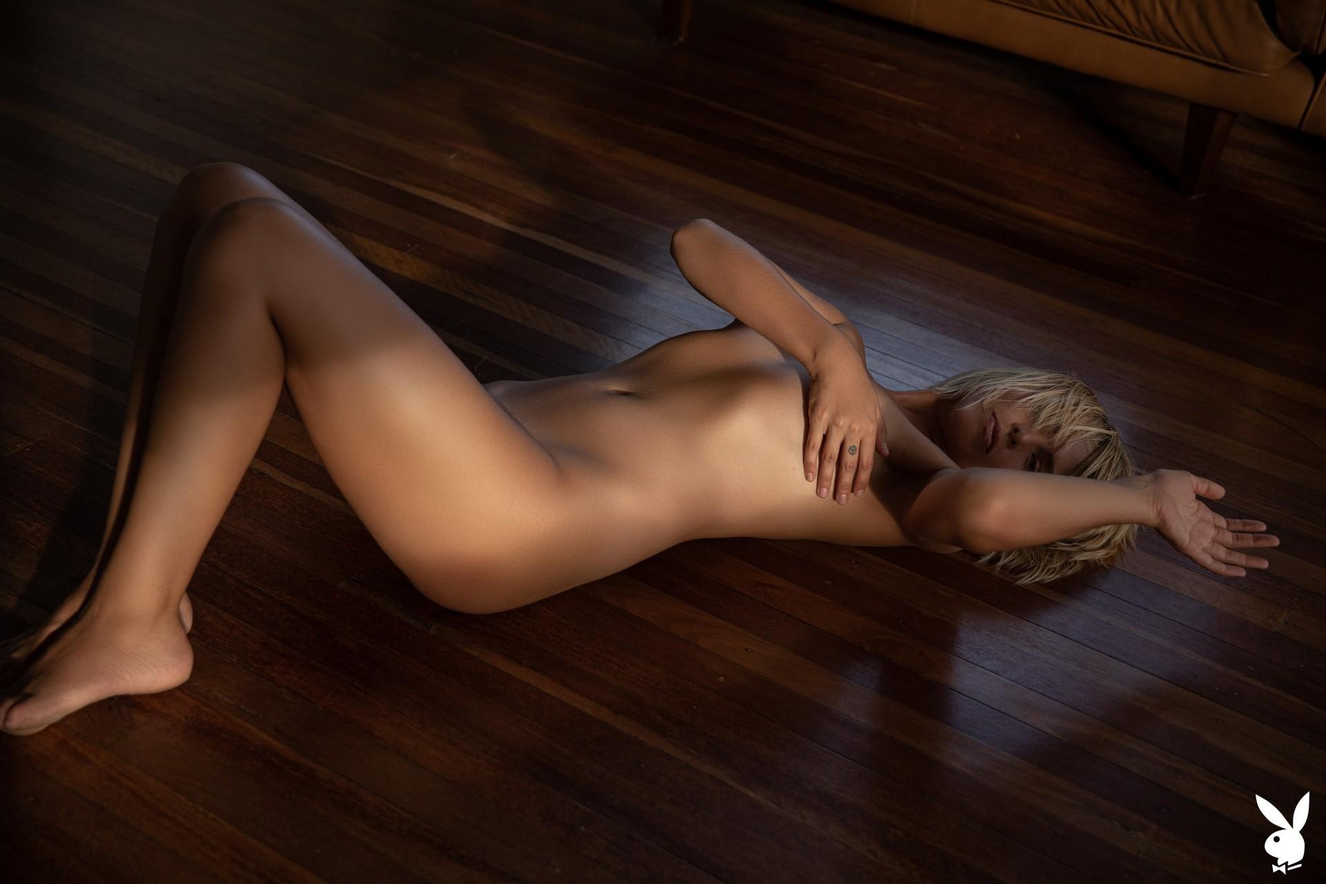 Anna Feller In Lounging Around Playboy Plus (3)