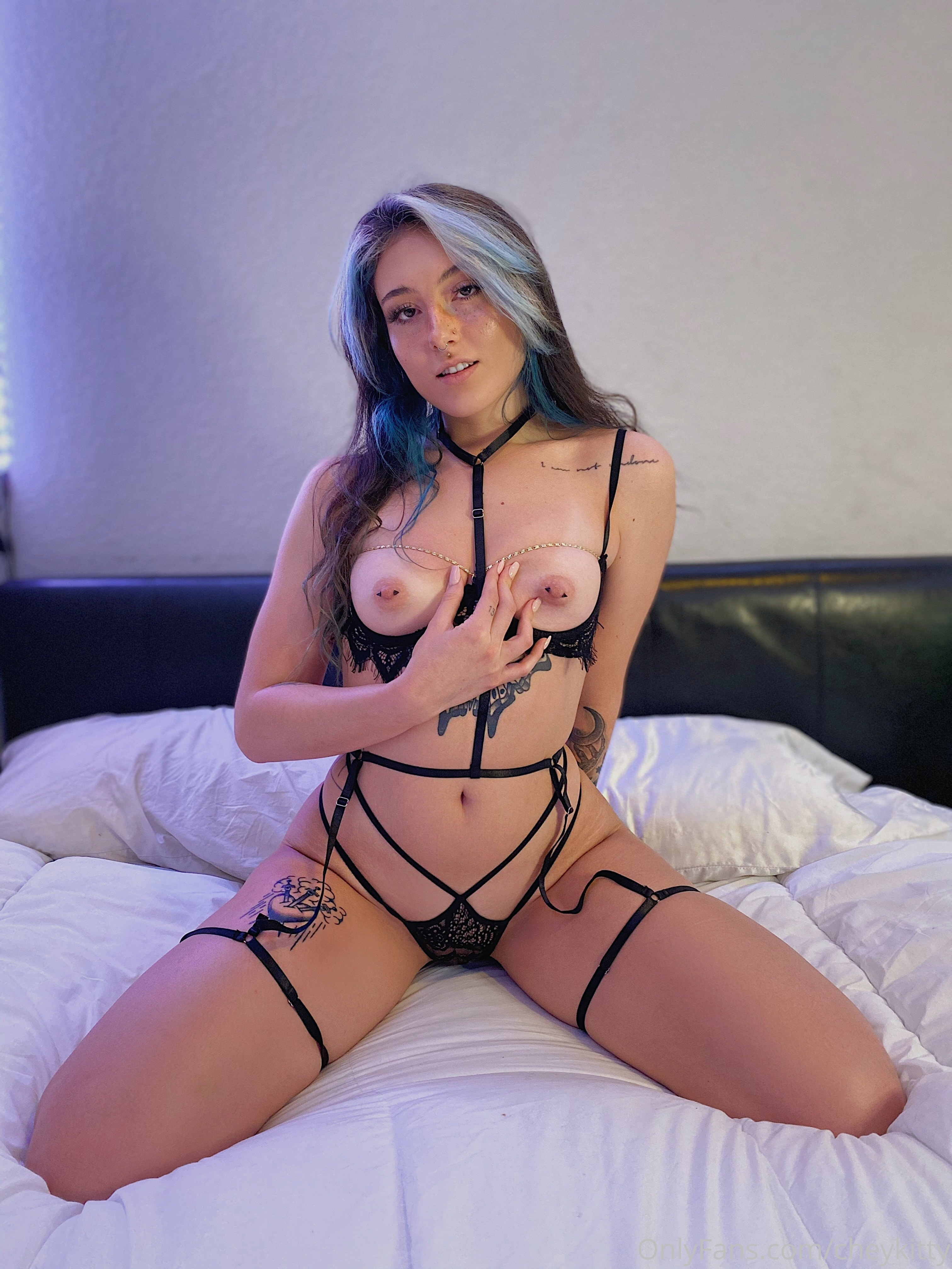 Cheykitty Onlyfans Leaked 0134