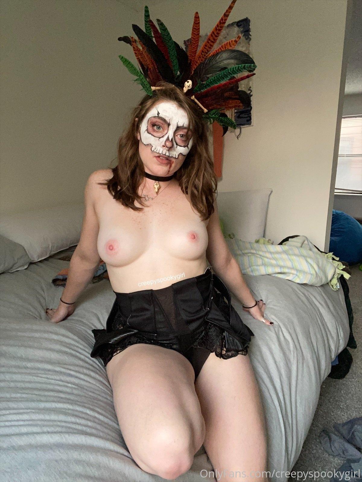 Creepy And Spooky As Always, Creepyspookygirl, Onlyfans 0069