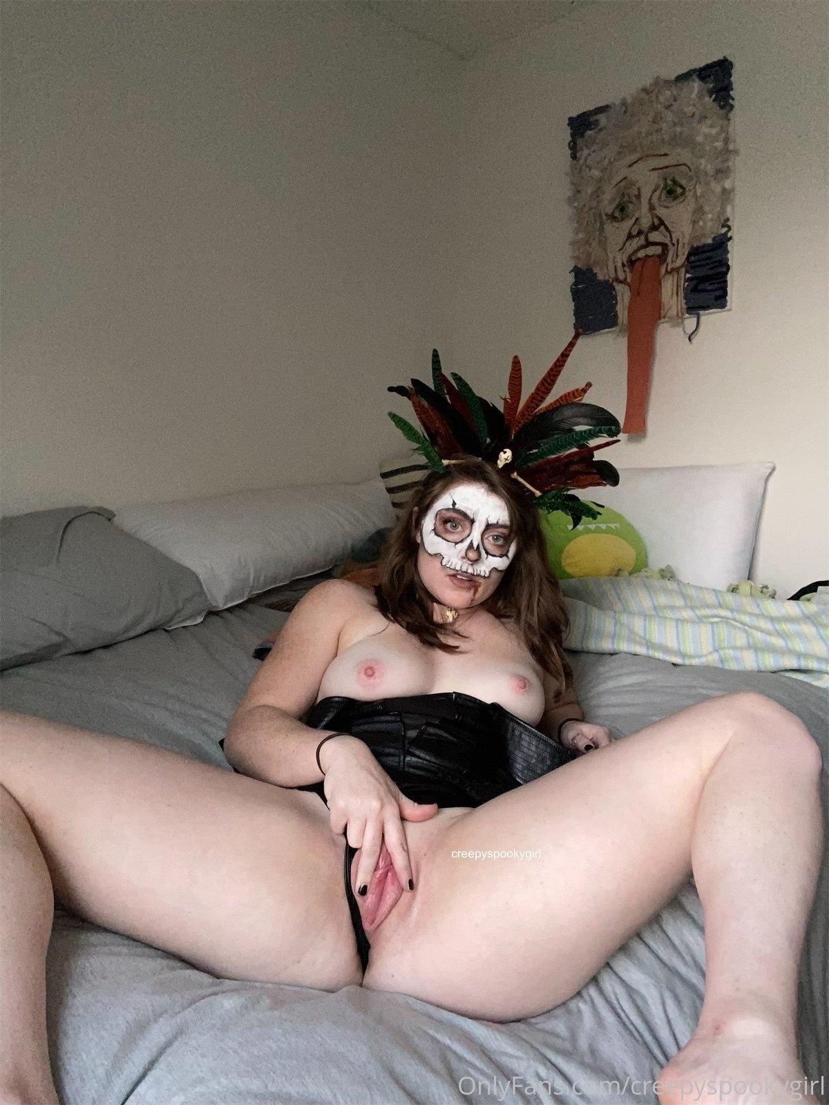 Creepy And Spooky As Always, Creepyspookygirl, Onlyfans 0151