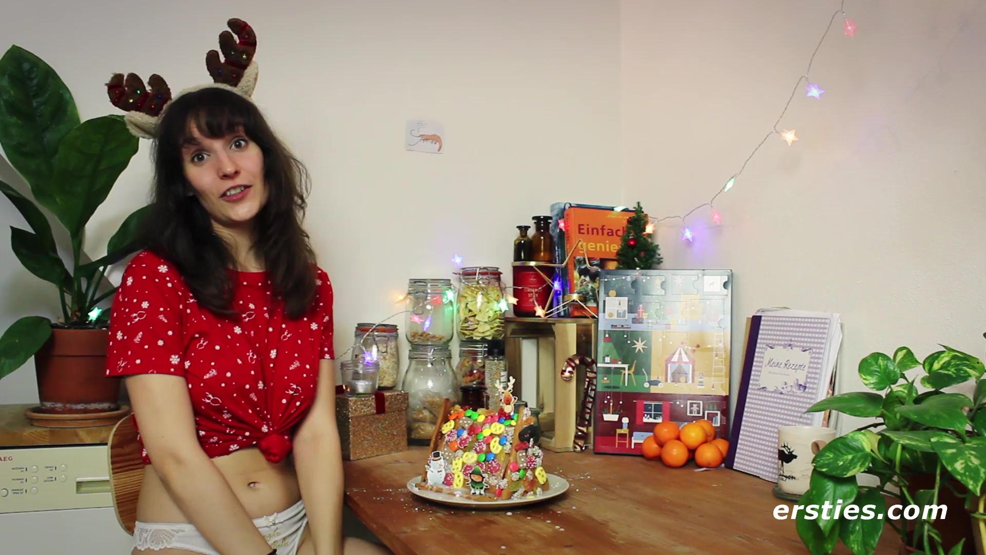 Ersties Sexy Xmas Calendar #20 Olivia S.