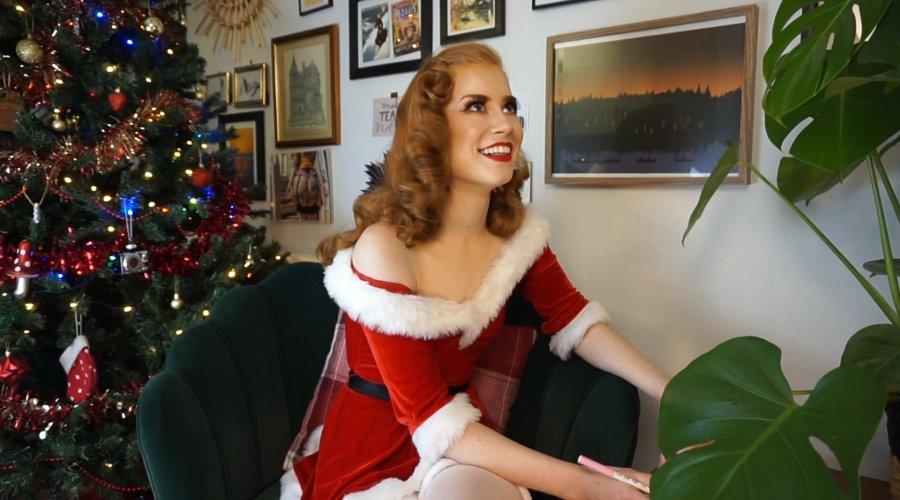 Ersties Xmas Surprise Where Are You, Santa Baby