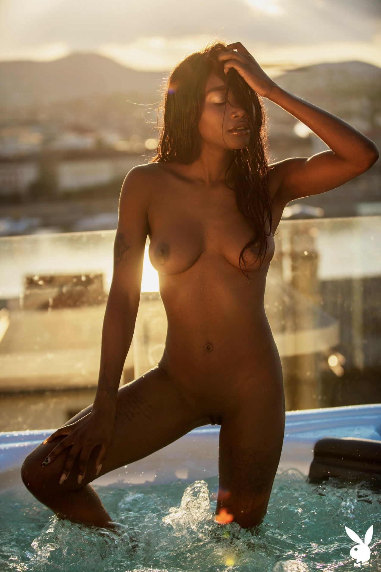 Mimi Desuka In Sunset Relaxation Playboy Plus (28)