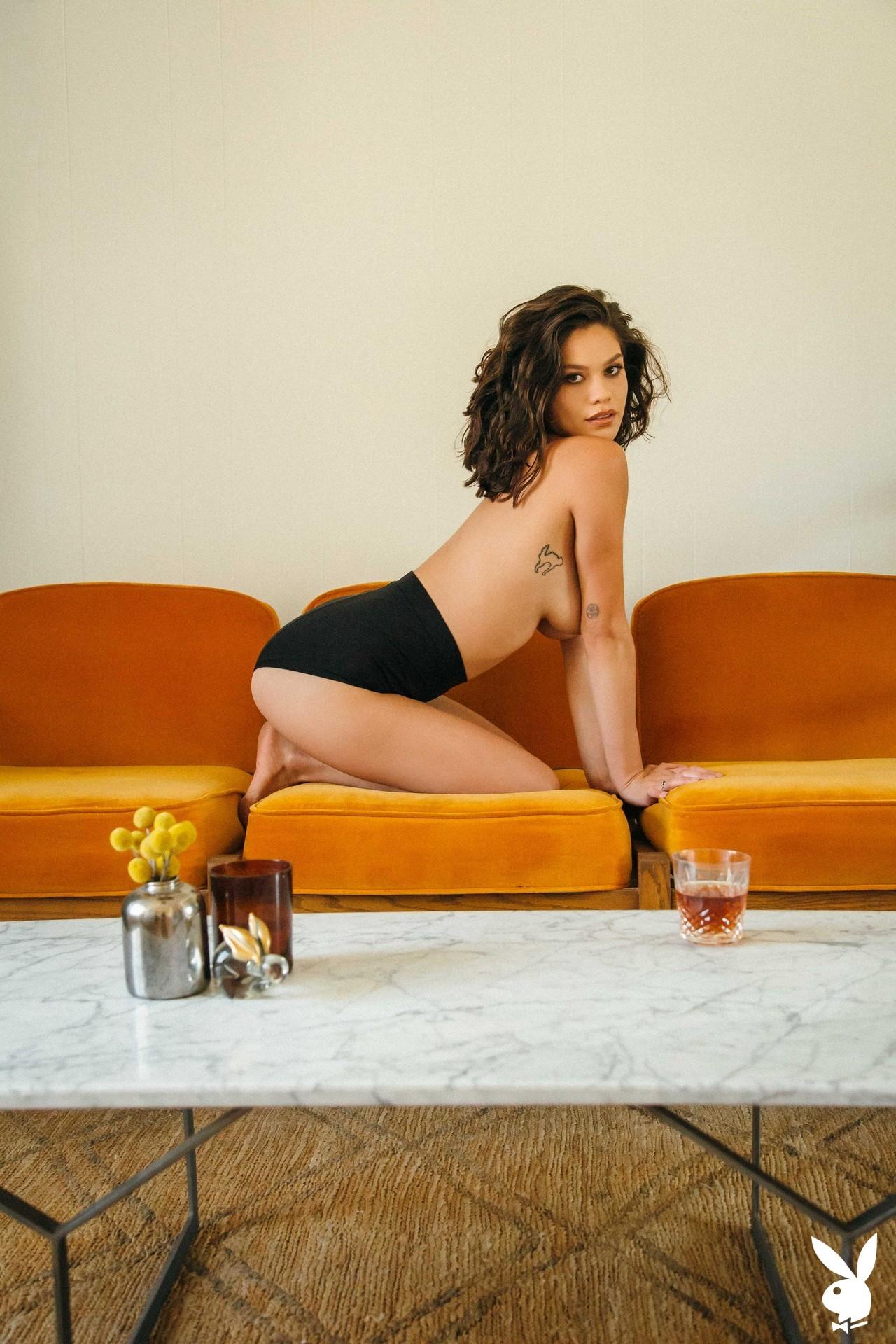 Natalie Del Real In The Simple Things Playboy Plus (11)