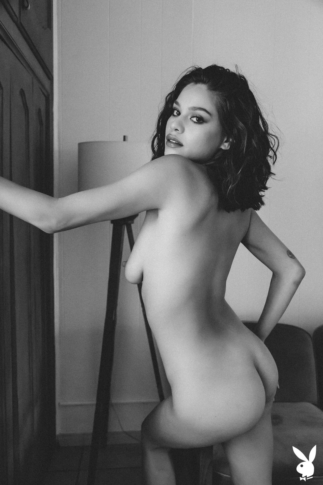 Natalie Del Real In The Simple Things Playboy Plus (28)