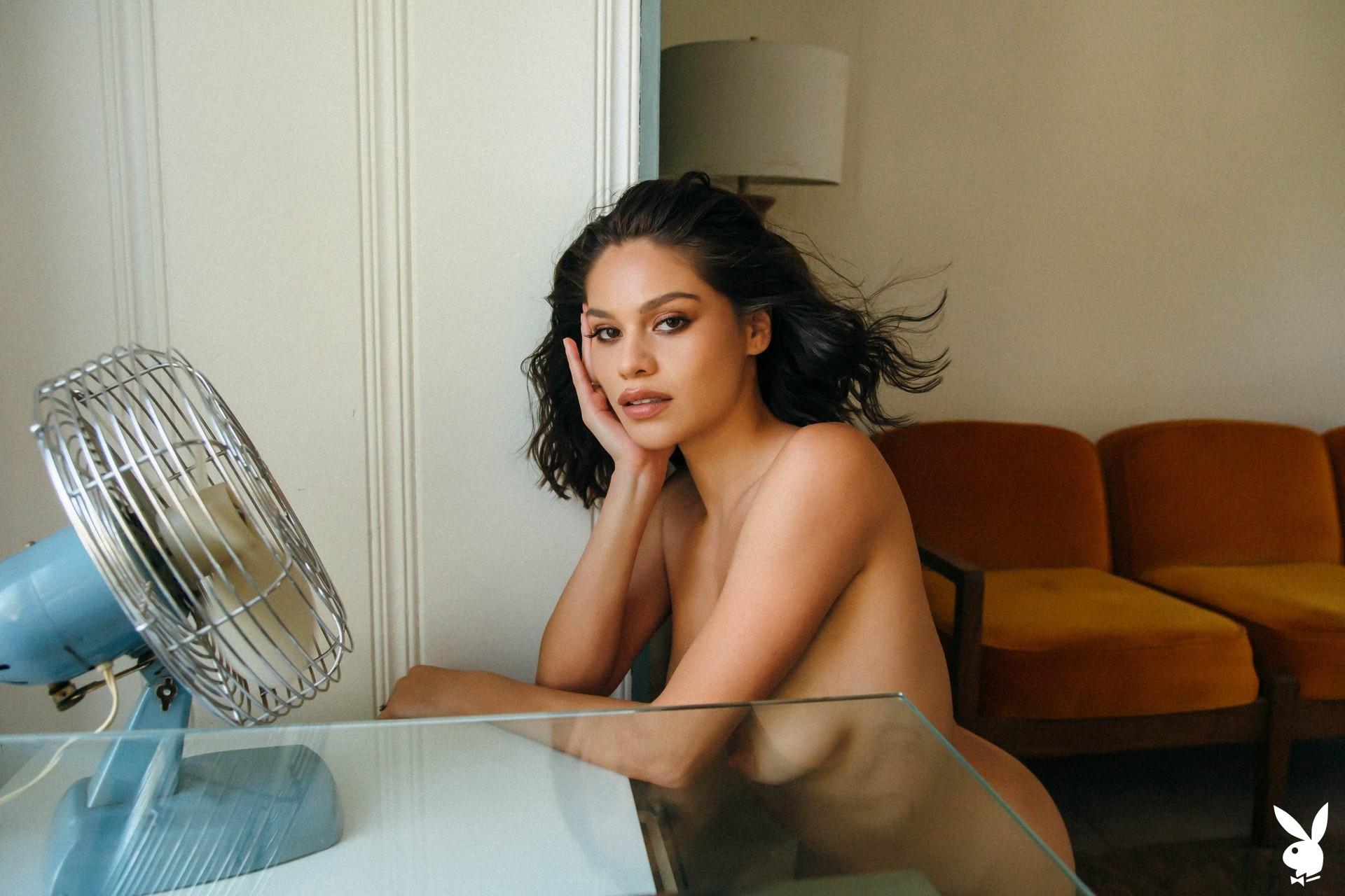 Natalie Del Real In The Simple Things Playboy Plus (29)