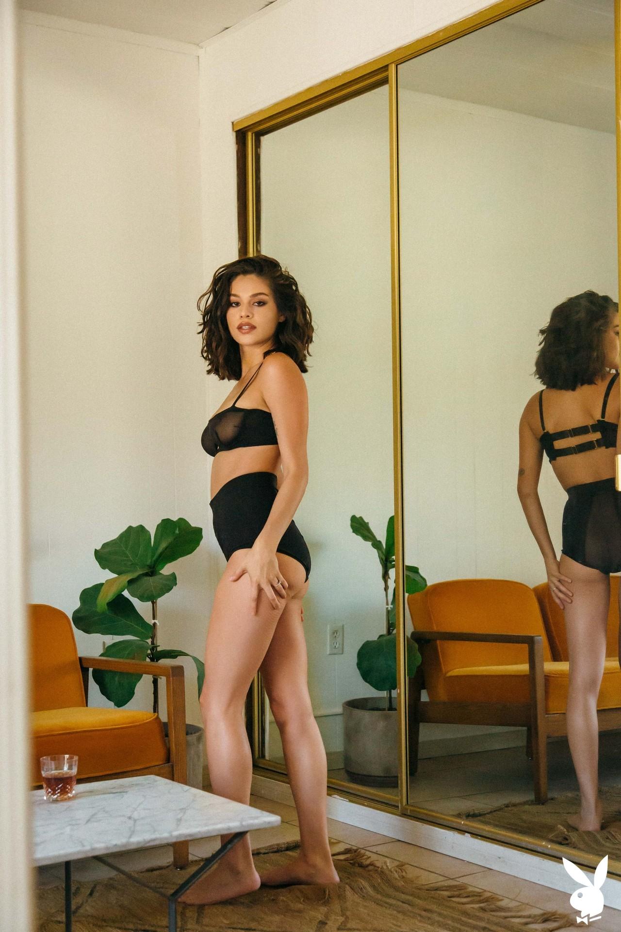 Natalie Del Real In The Simple Things Playboy Plus (3)
