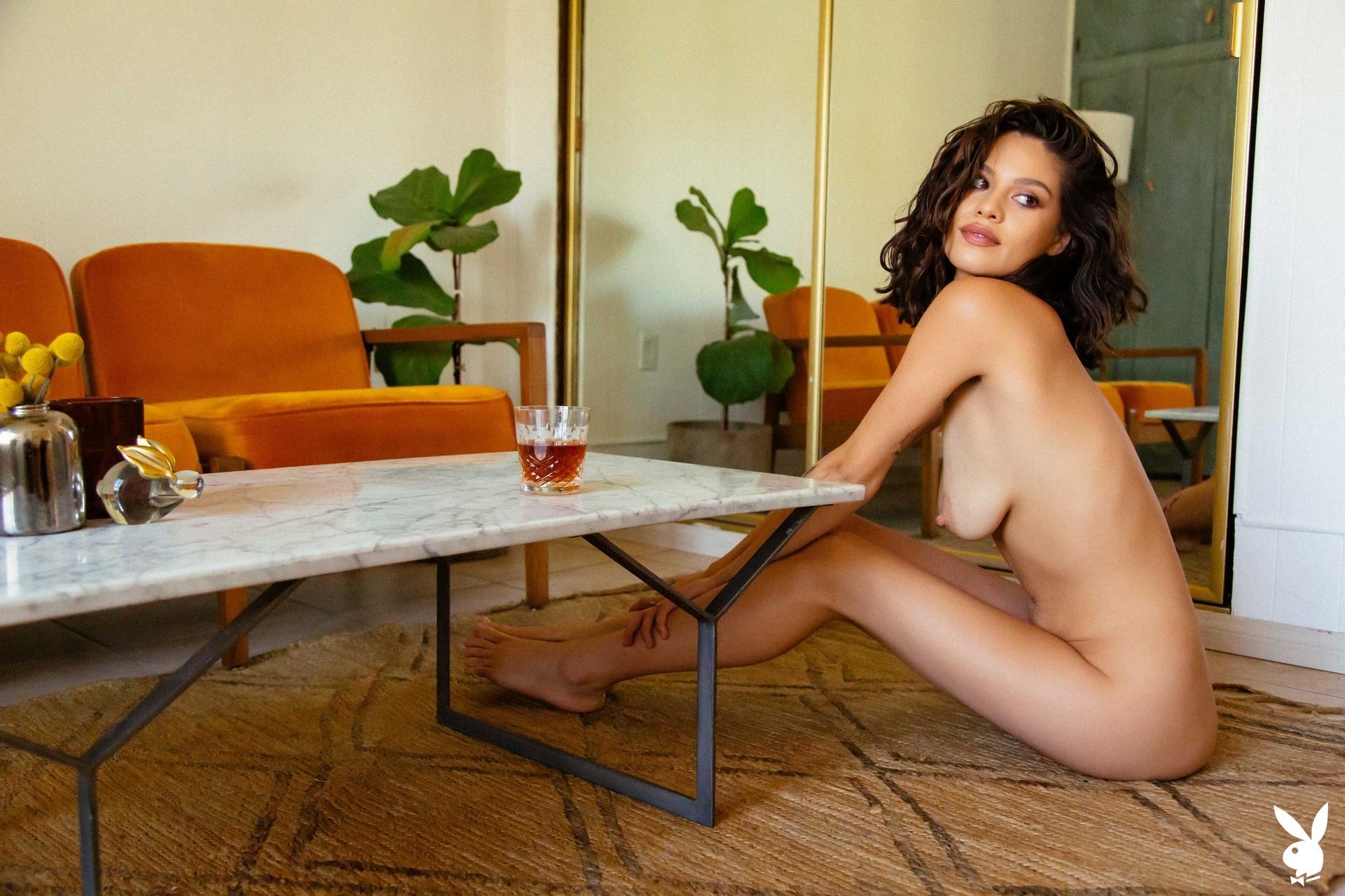 Natalie Del Real In The Simple Things Playboy Plus (36)