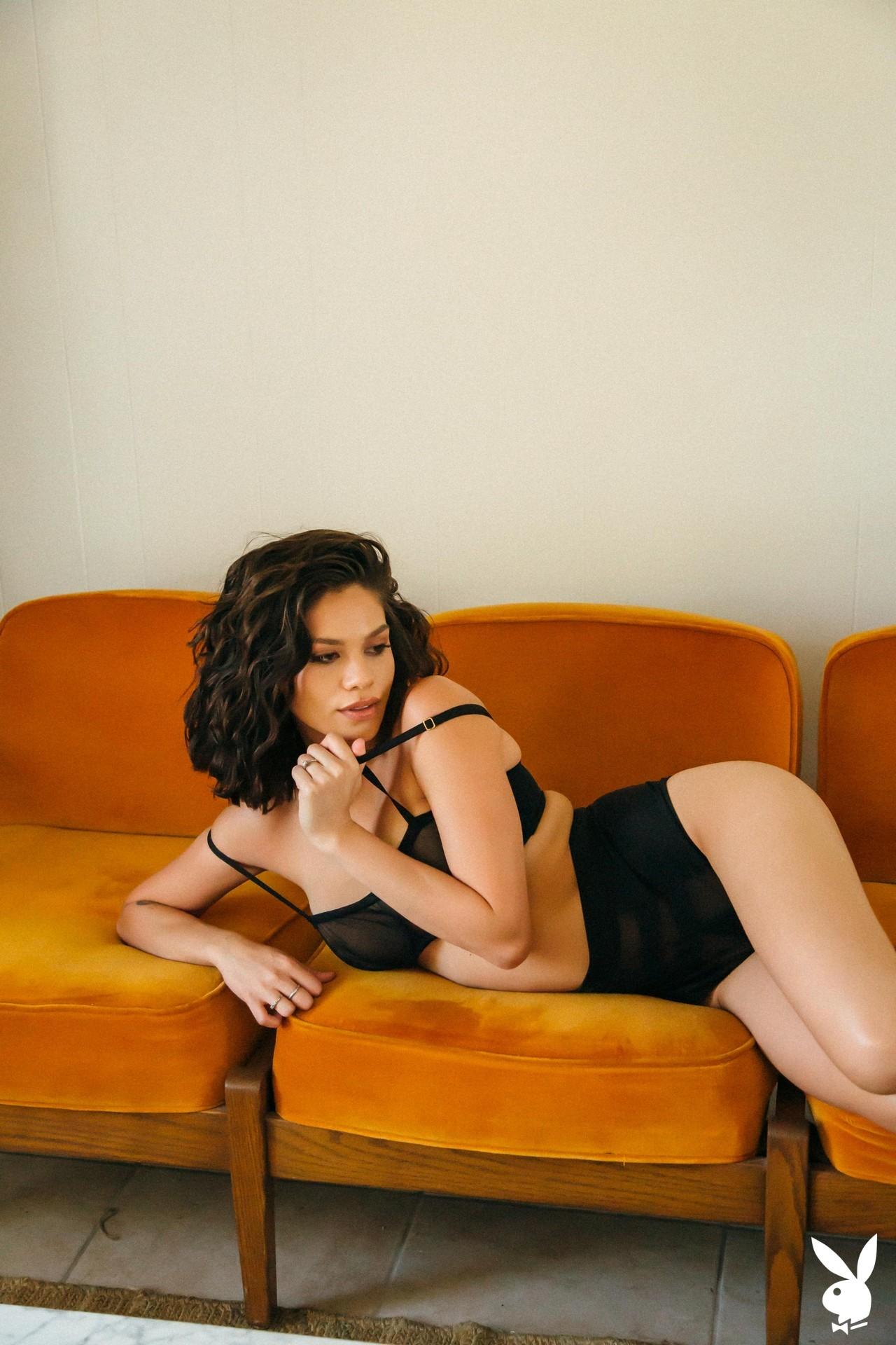 Natalie Del Real In The Simple Things Playboy Plus (7)