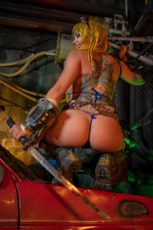 Octokuro Fallout 0044