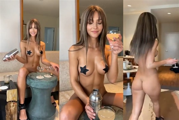 Rachel Cook Nude Making Drink For You Video