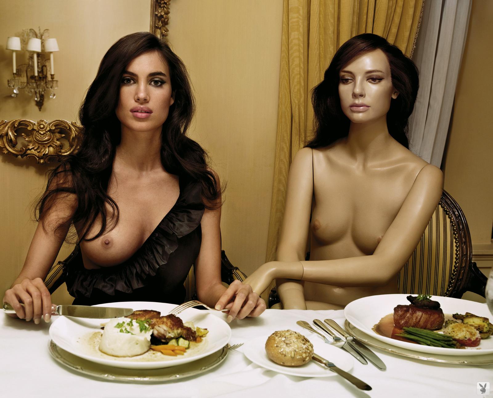Super Model Alina Puscau, Nude On Playboy Plus (3)