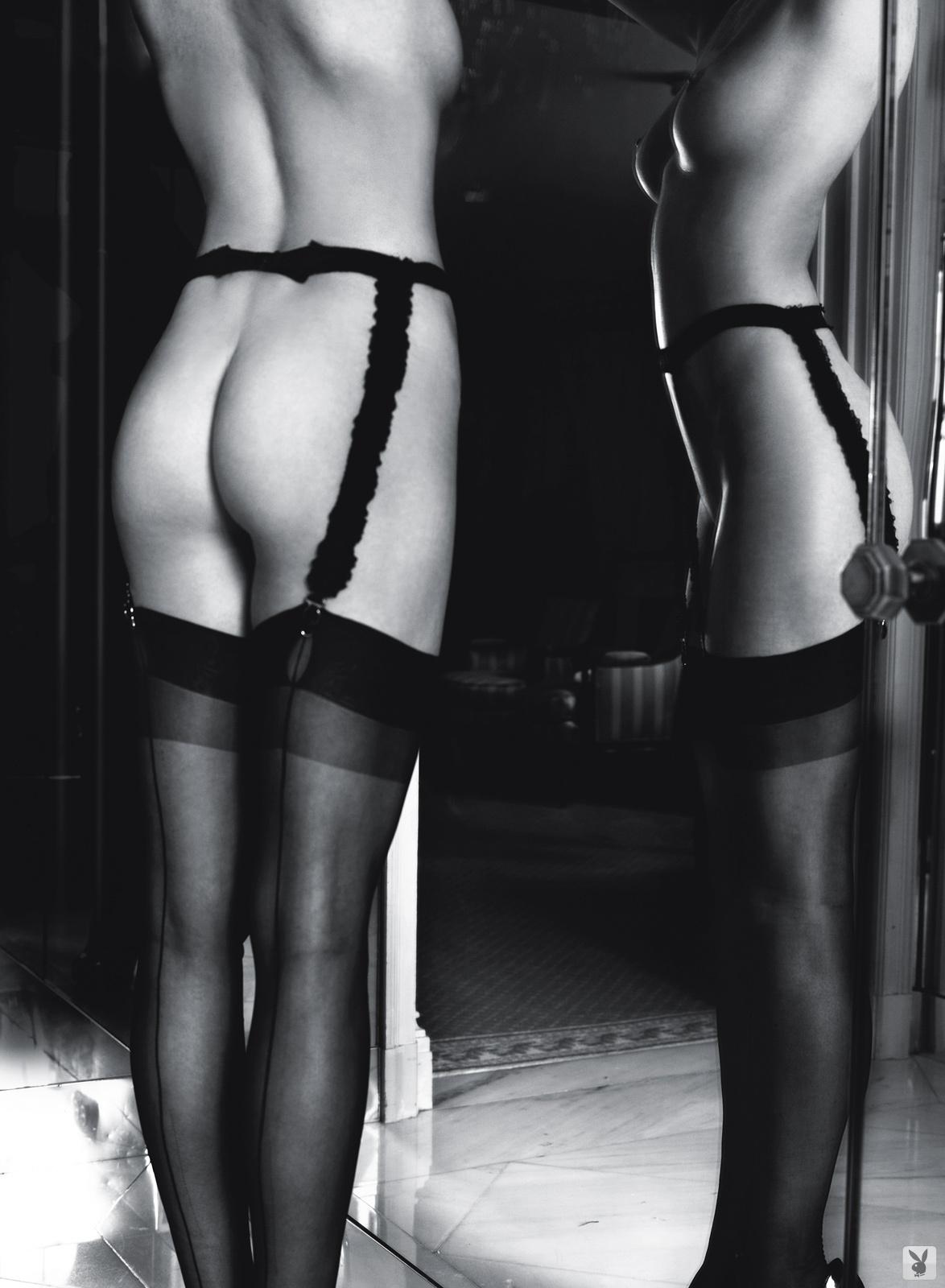 Super Model Alina Puscau, Nude On Playboy Plus (4)