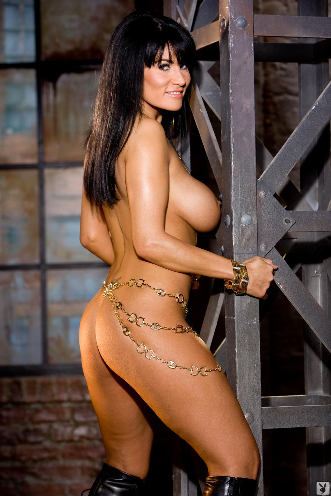 Traci Brooks Nude On Playboy Plus (10)