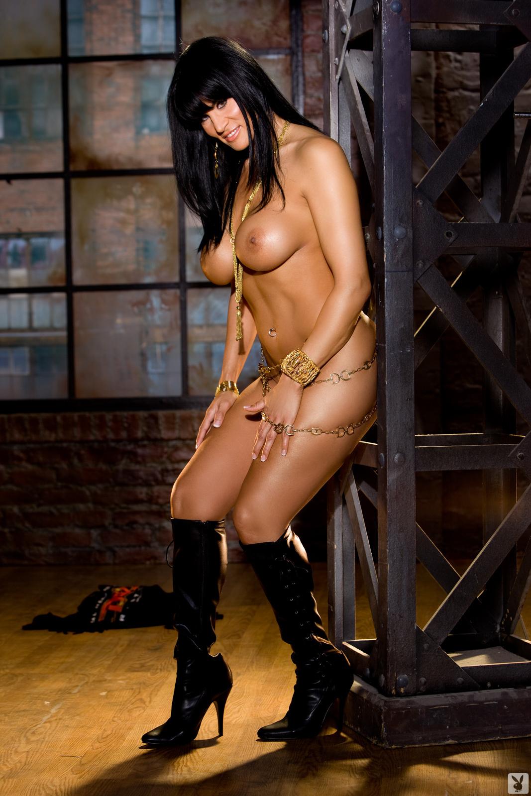 Traci Brooks Nude On Playboy Plus (11)