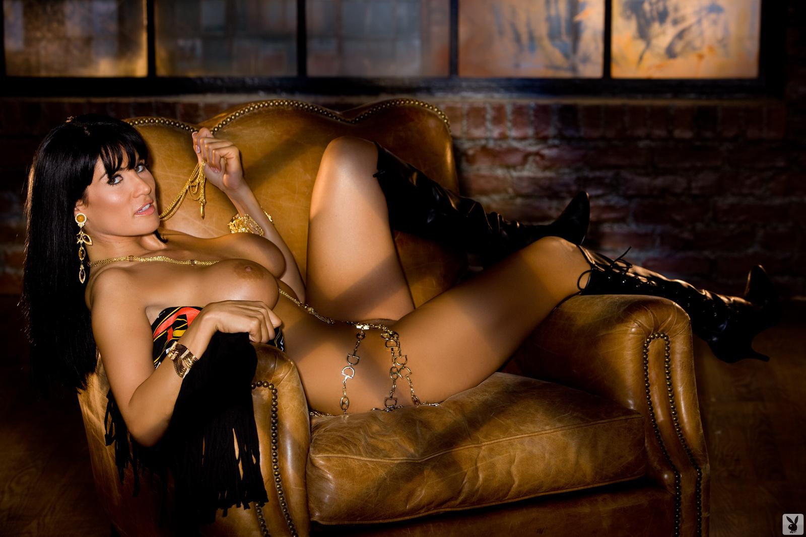 Traci Brooks Nude On Playboy Plus (15)