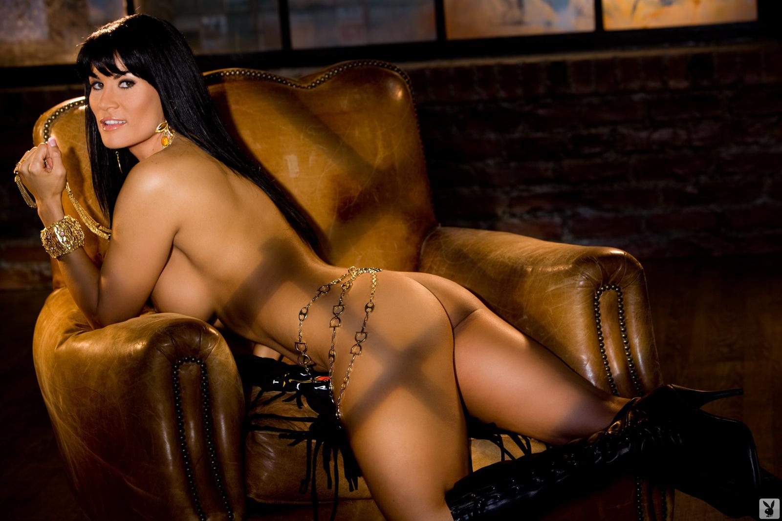 Traci Brooks Nude On Playboy Plus (16)