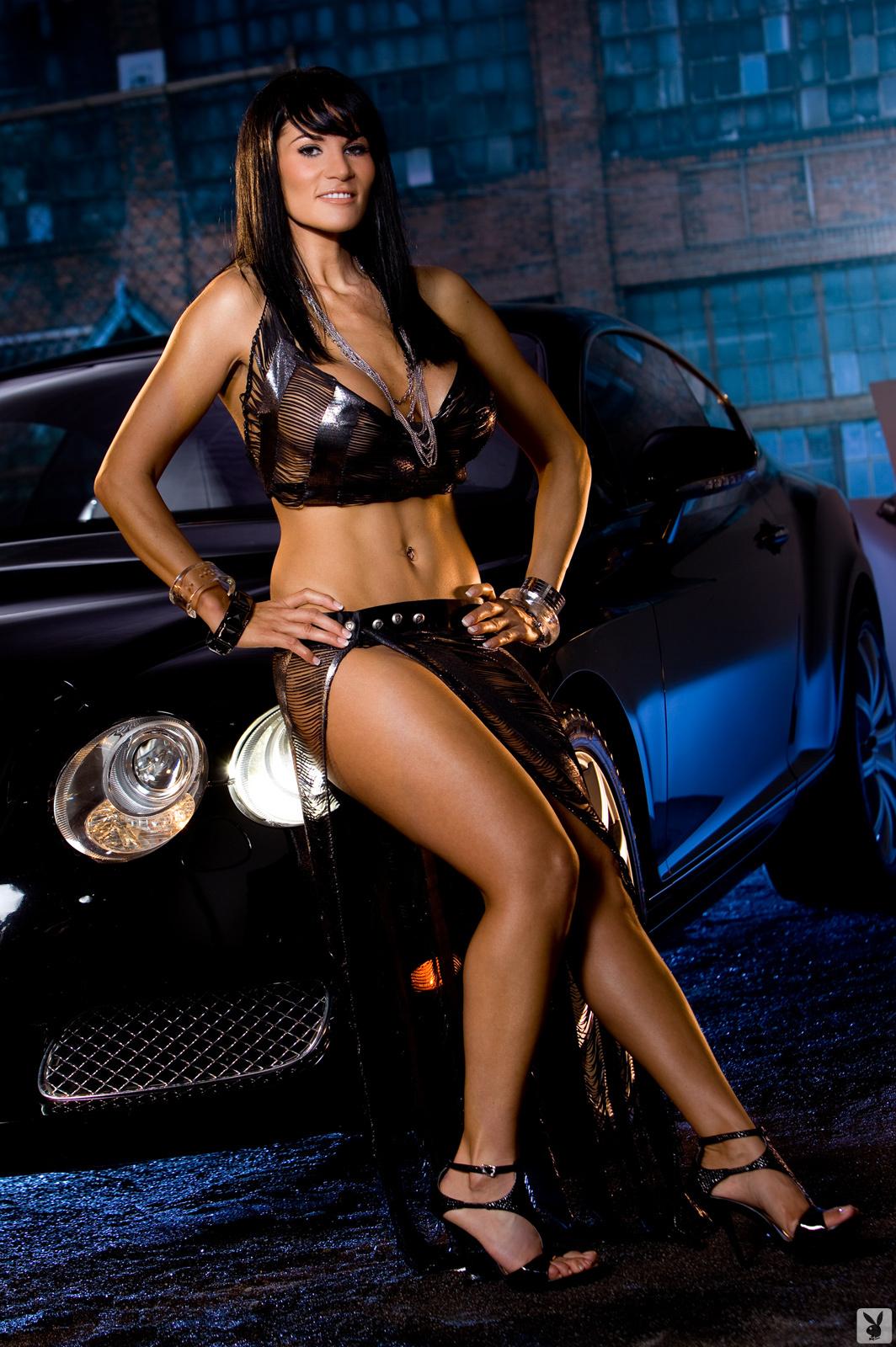 Traci Brooks Nude On Playboy Plus (17)