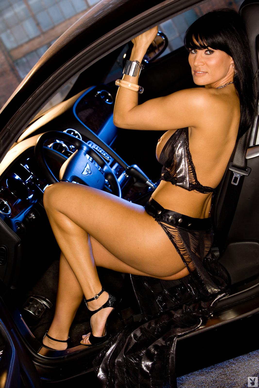 Traci Brooks Nude On Playboy Plus (19)