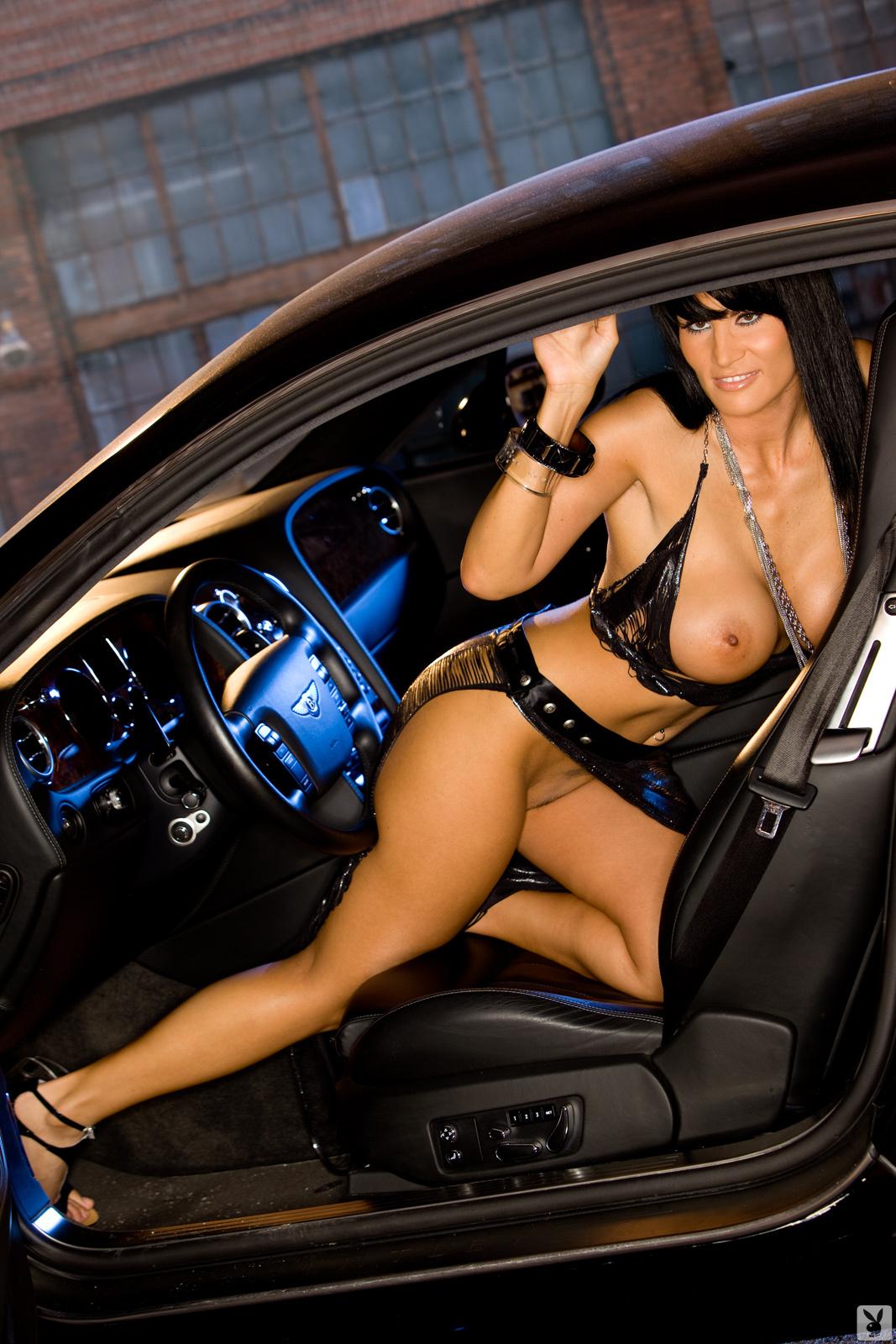 Traci Brooks Nude On Playboy Plus (20)