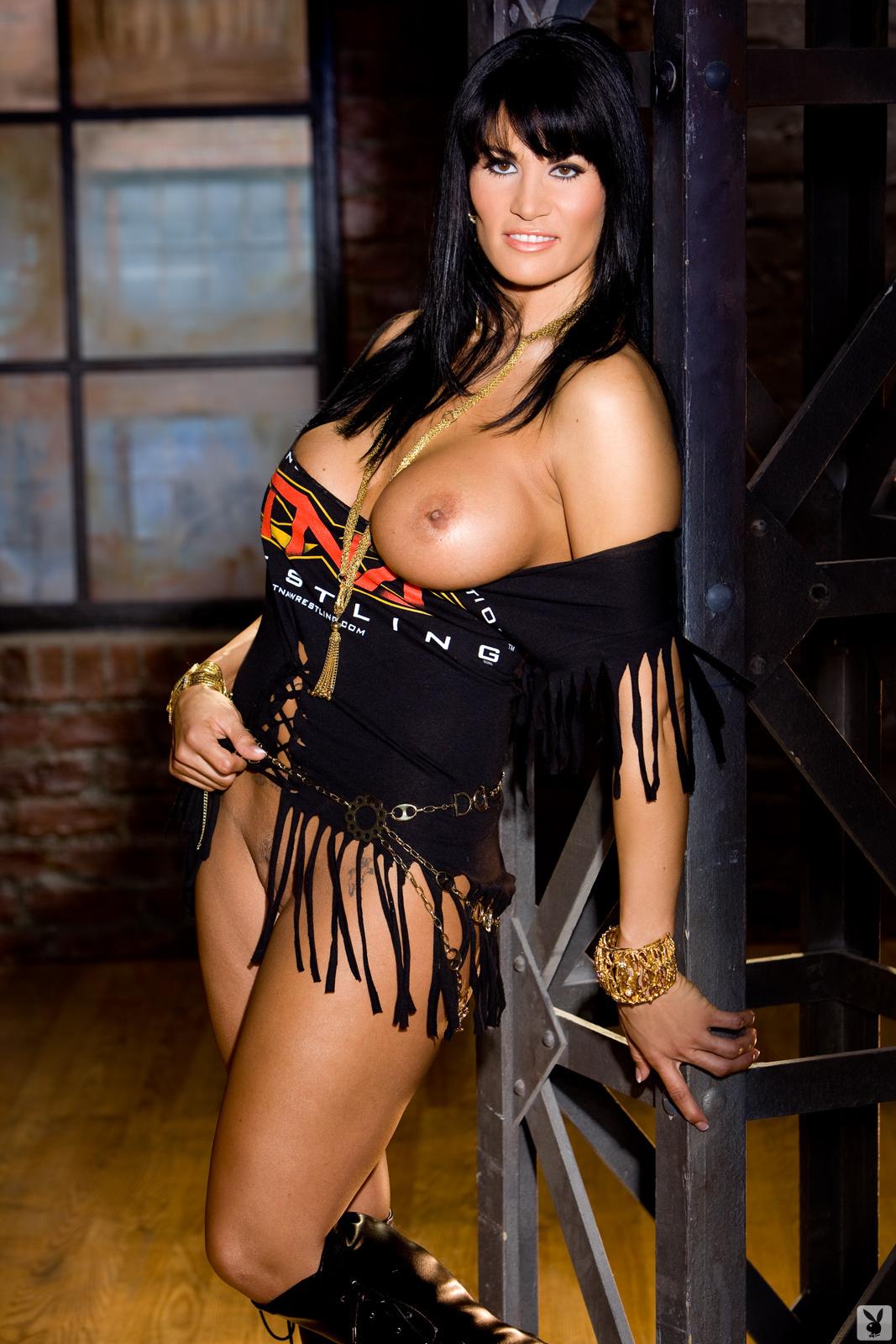 Traci Brooks Nude On Playboy Plus (4)