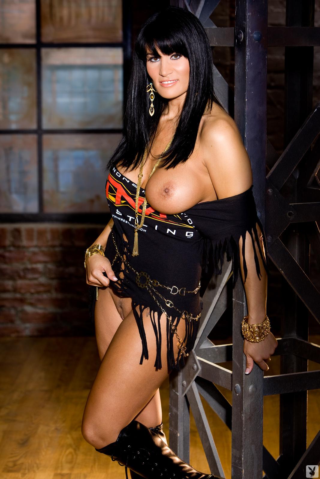 Traci Brooks Nude On Playboy Plus (5)
