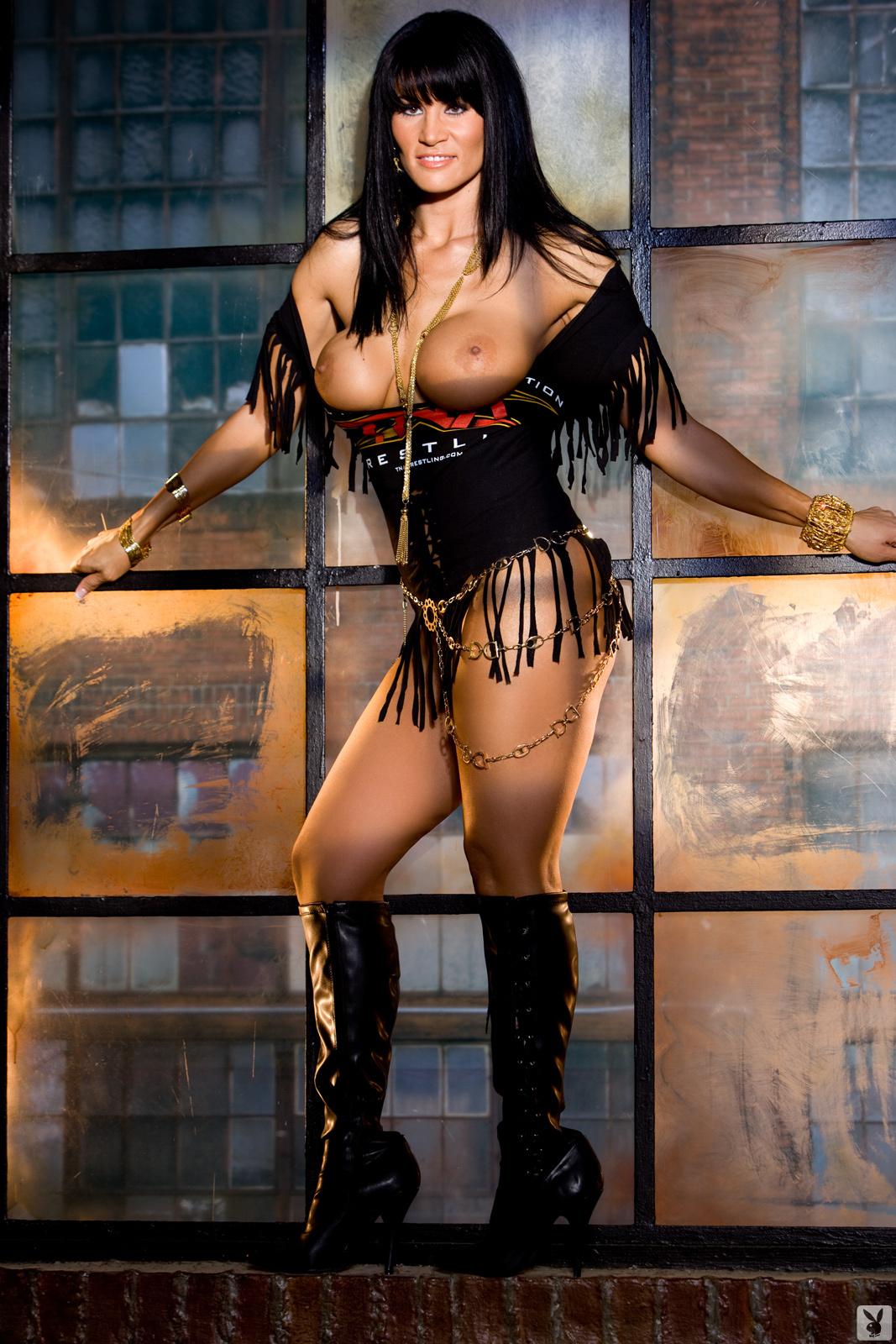 Traci Brooks Nude On Playboy Plus (6)
