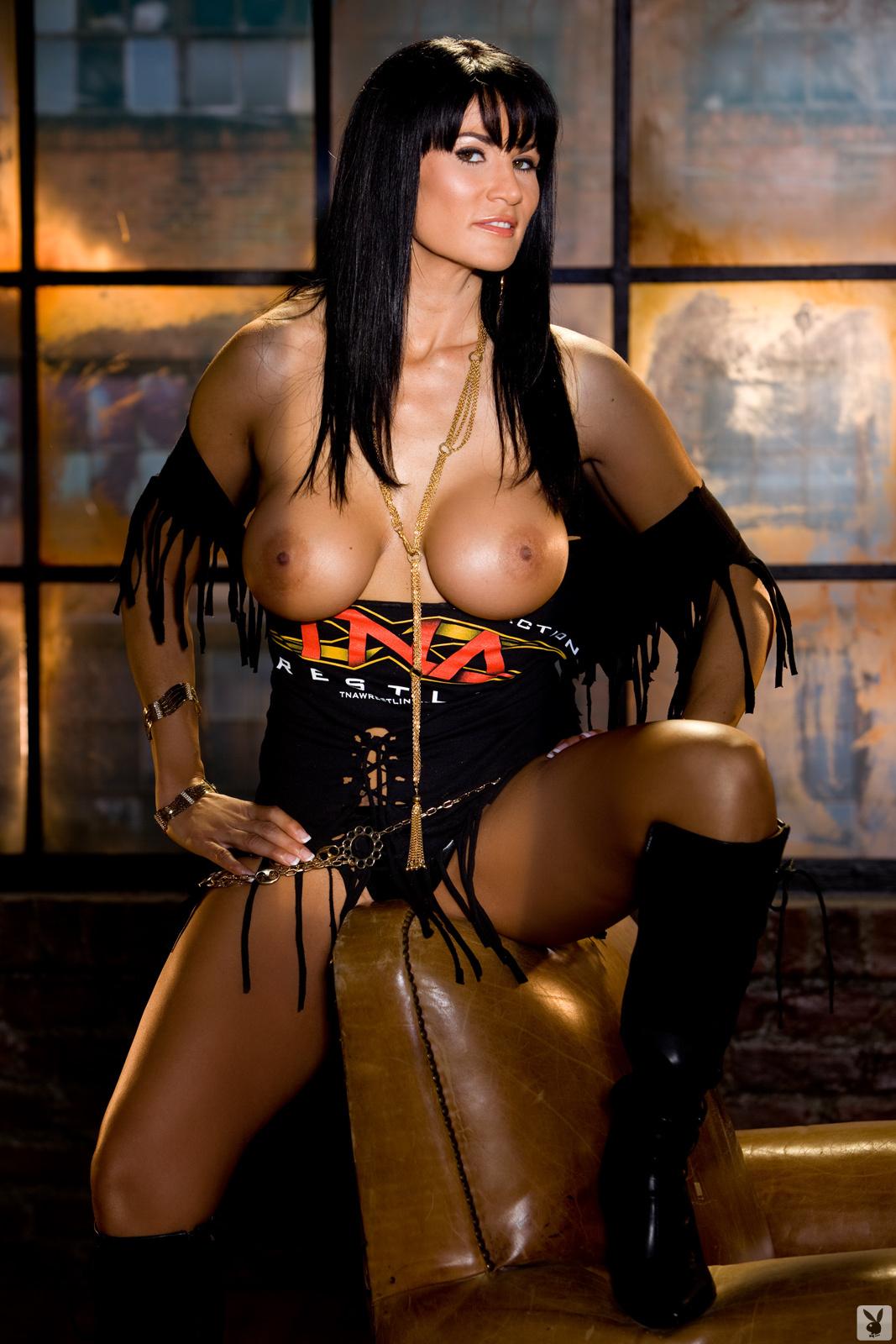 Traci Brooks Nude On Playboy Plus (7)