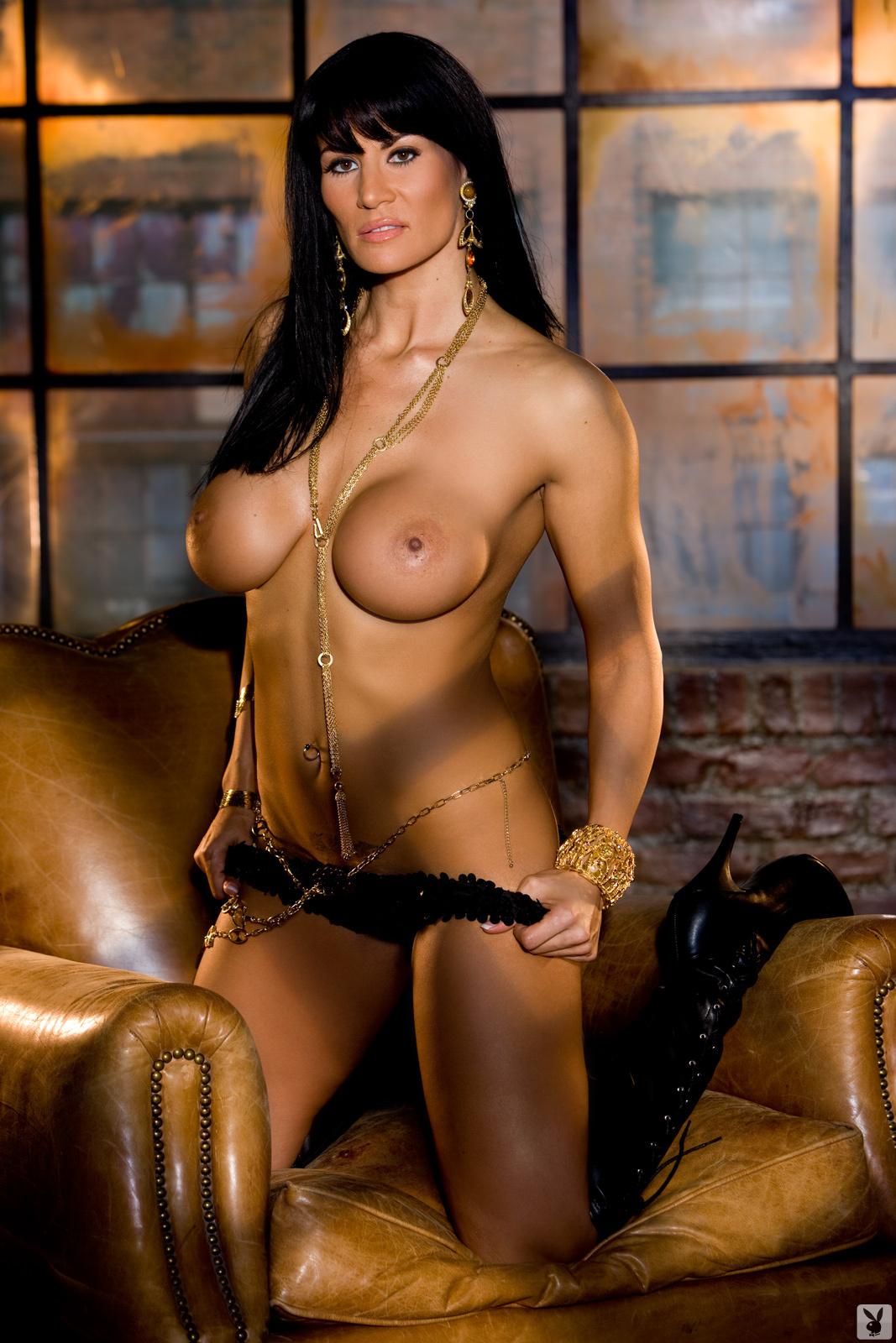 Traci Brooks Nude On Playboy Plus (8)