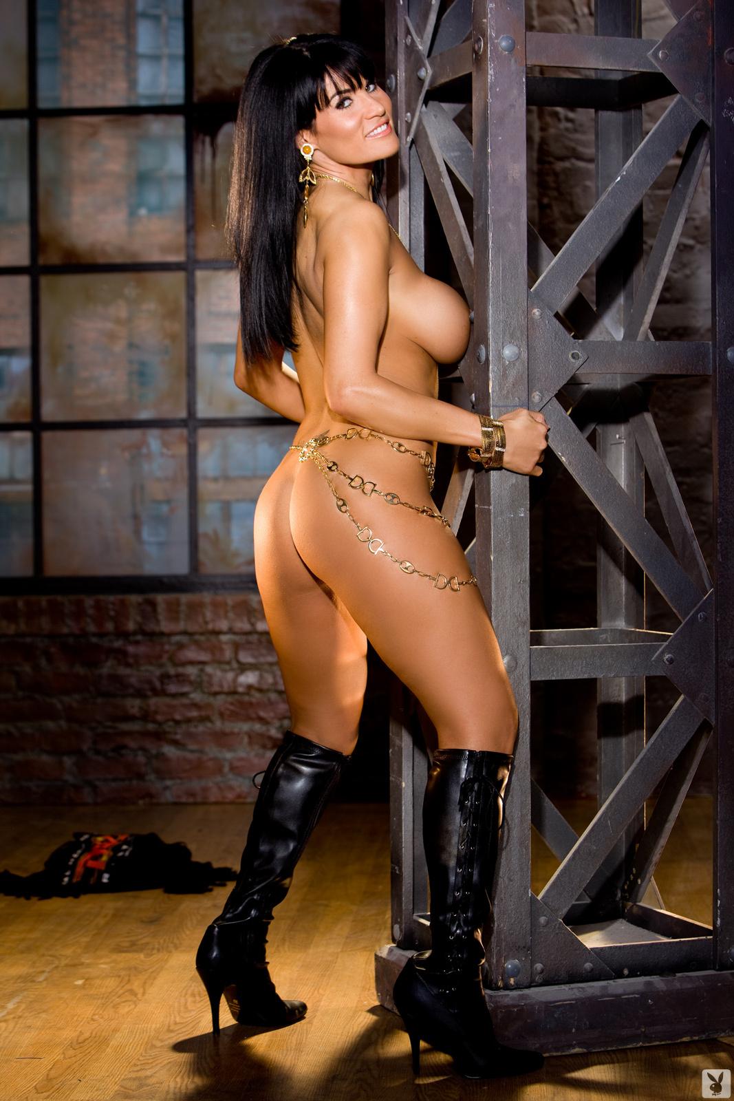 Traci Brooks Nude On Playboy Plus (9)