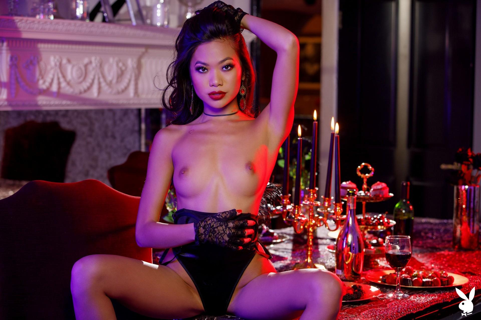 Vina Sky In Midnight Indulgence Playboy Plus (12)