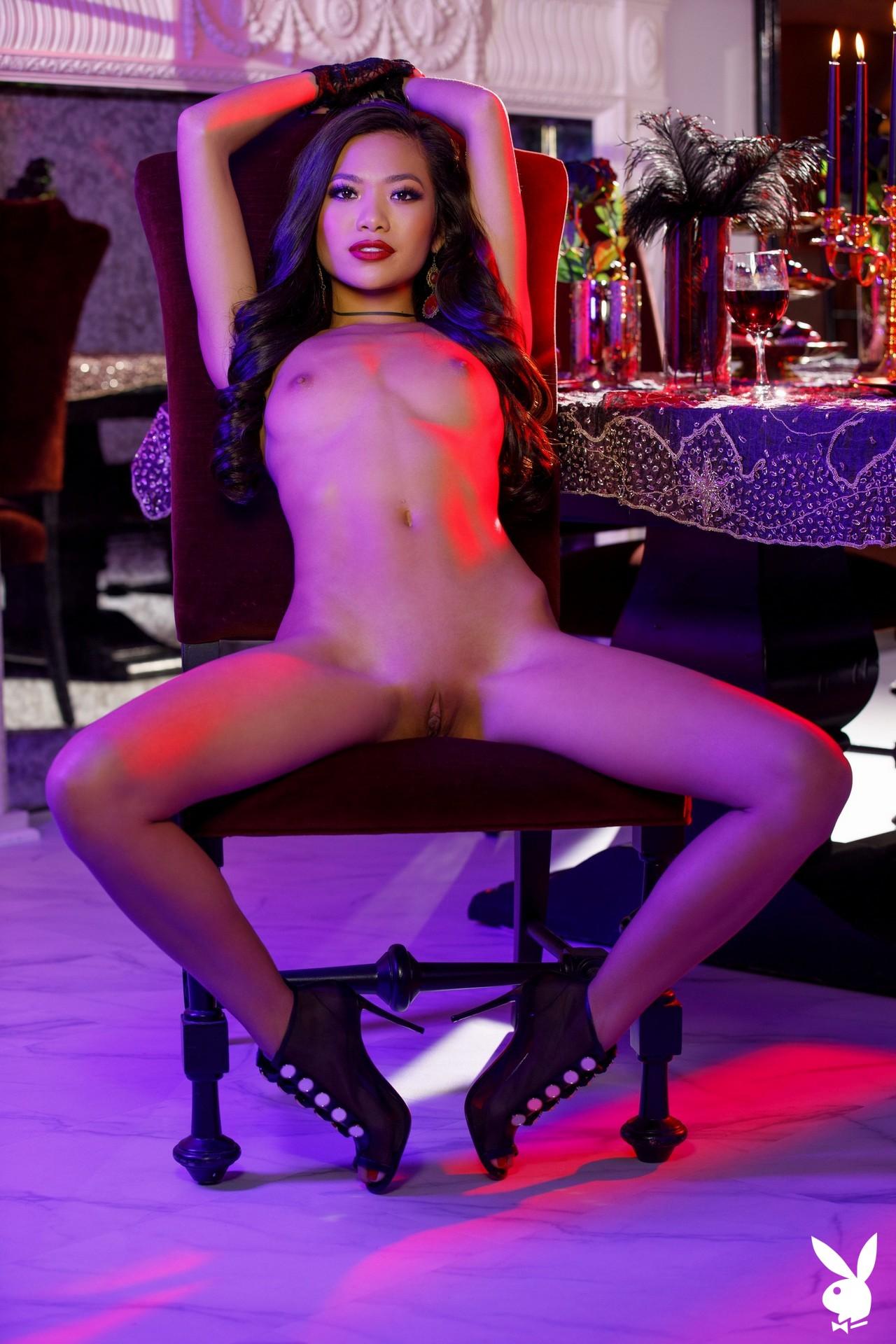 Vina Sky In Midnight Indulgence Playboy Plus (17)
