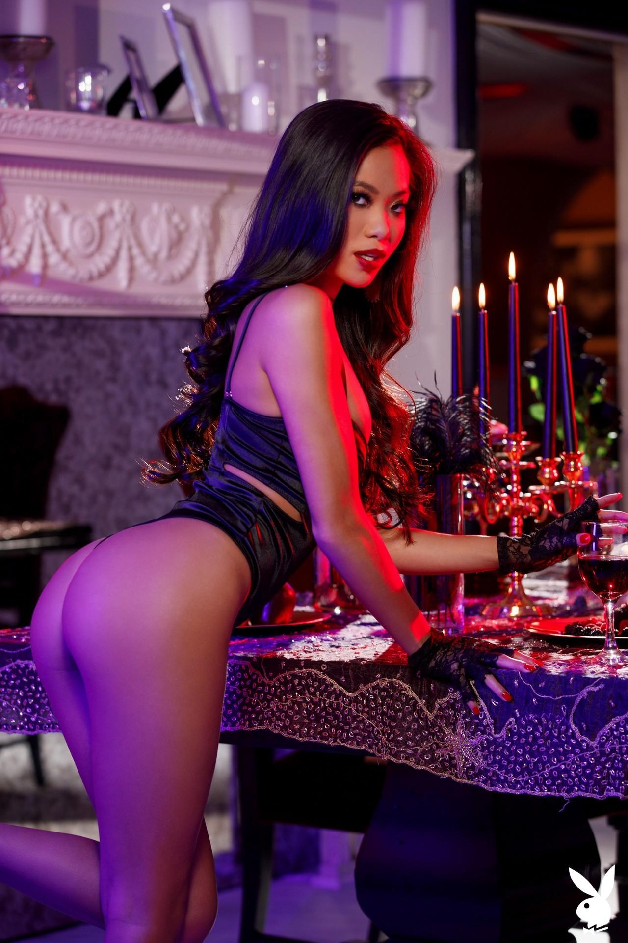 Vina Sky In Midnight Indulgence Playboy Plus (9)
