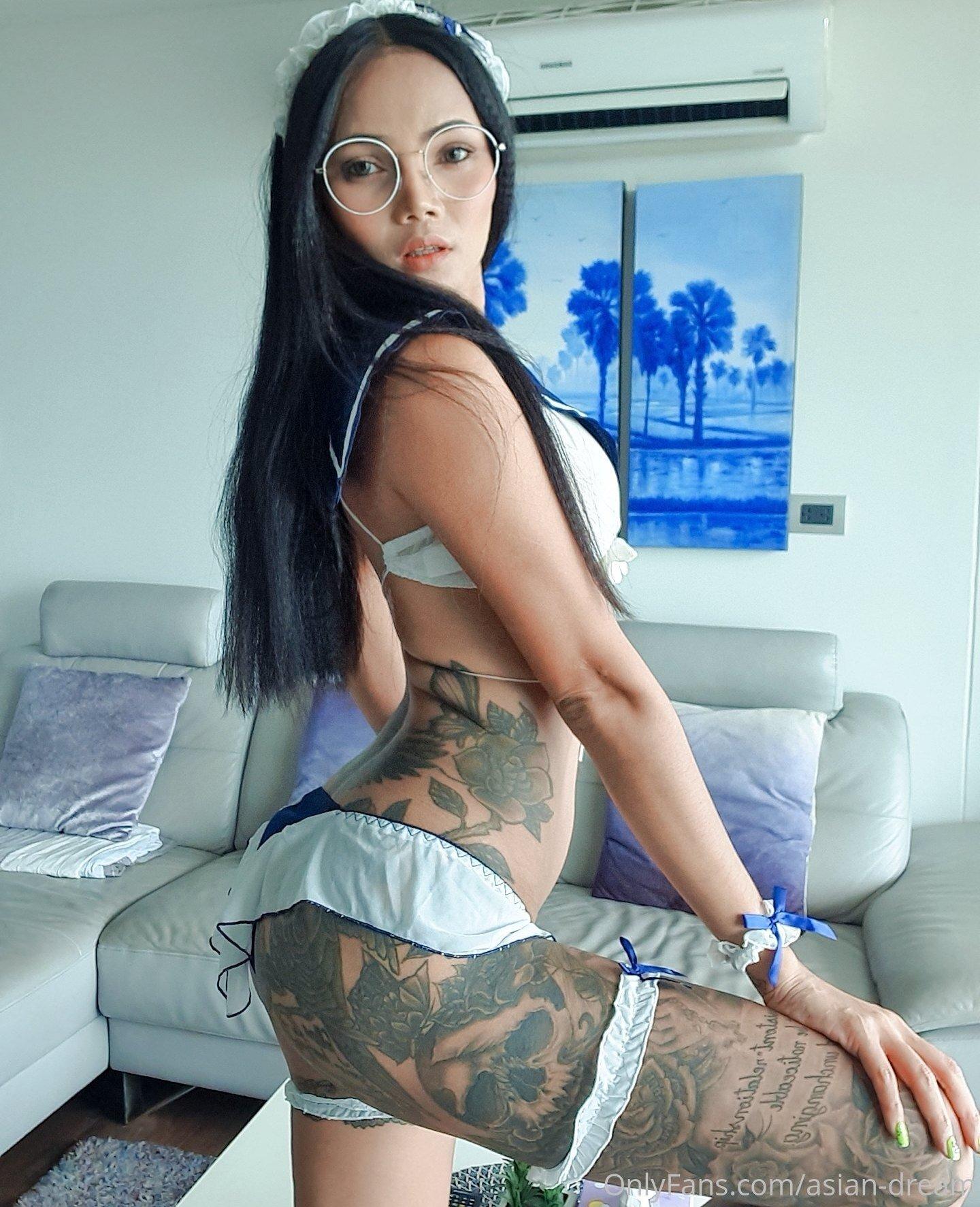 Asian Dream Onlyfans Sexy Leaks 0011