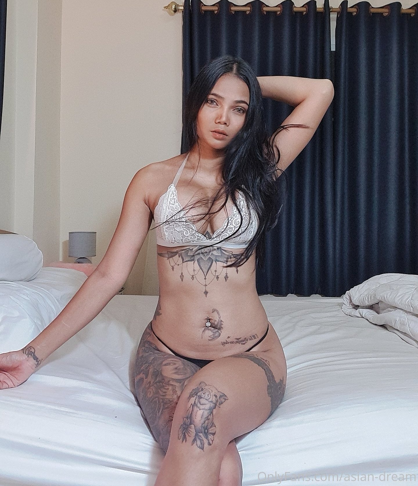 Asian Dream Onlyfans Sexy Leaks 0029