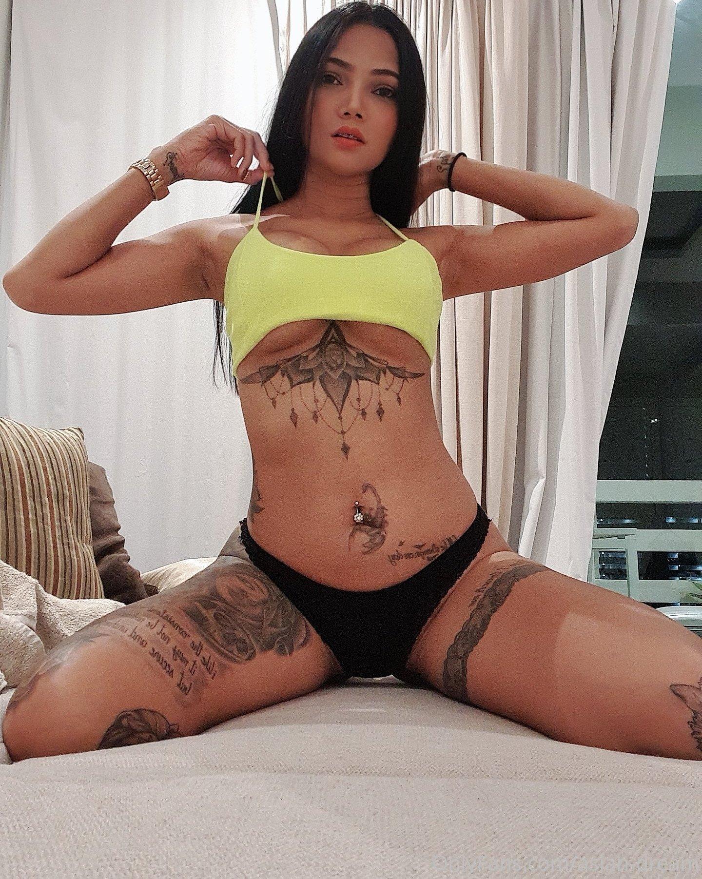 Asian Dream Onlyfans Sexy Leaks 0031