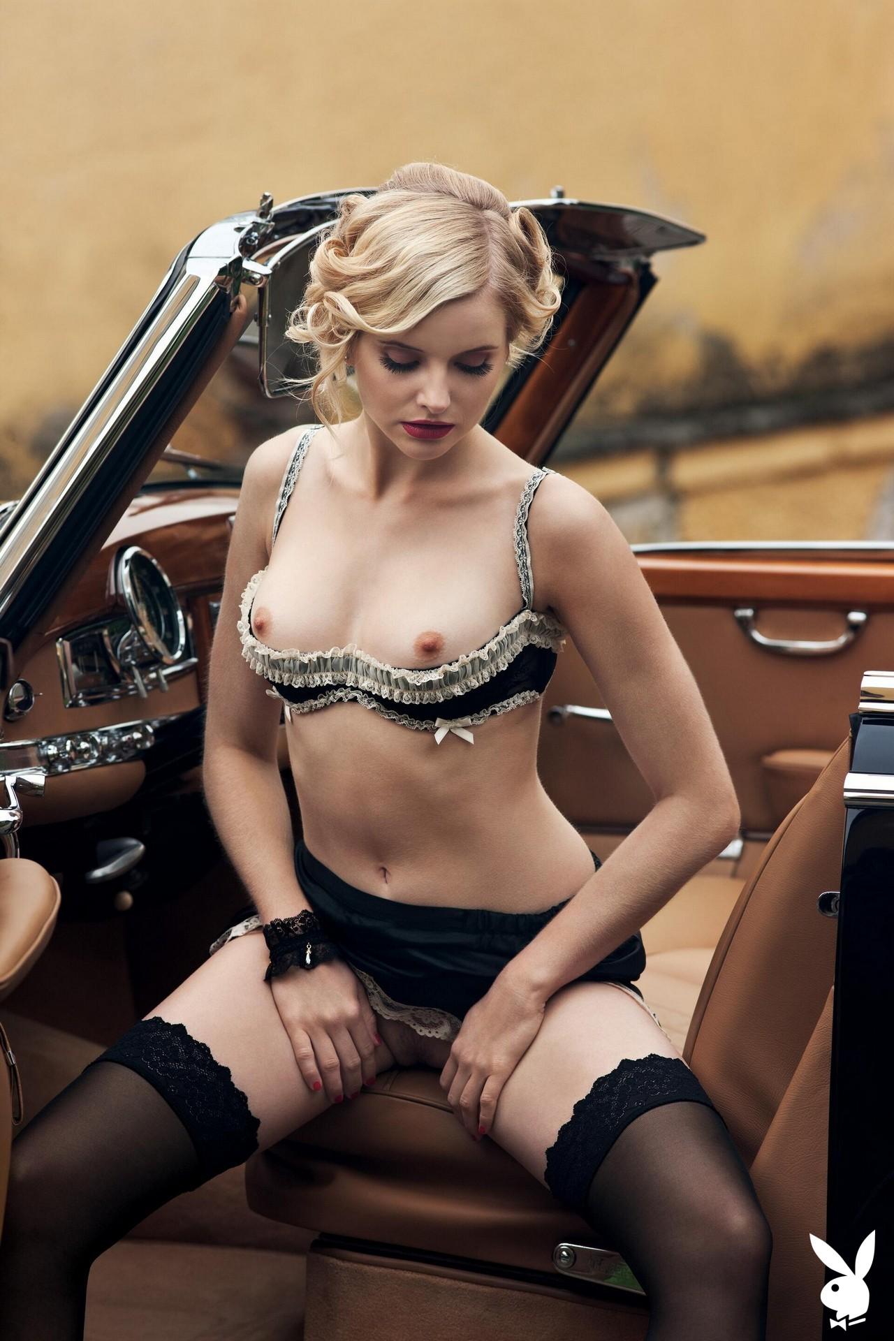 Anna And Lisa Heyse In Playboy Germany Playboy Plus (2)