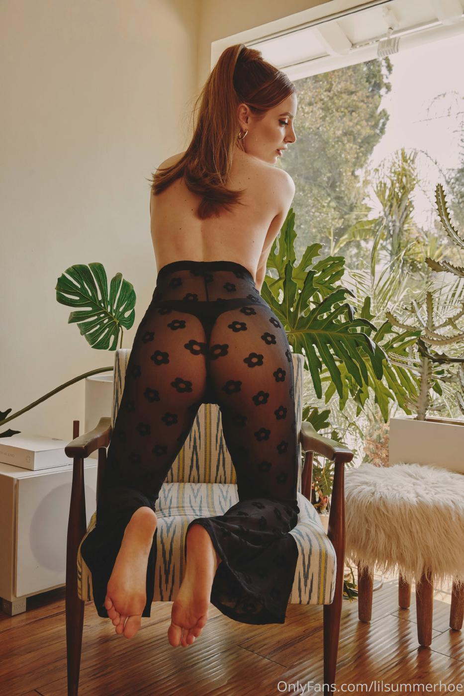 Breeessrig Nude See Through Pants Onlyfans Set0001
