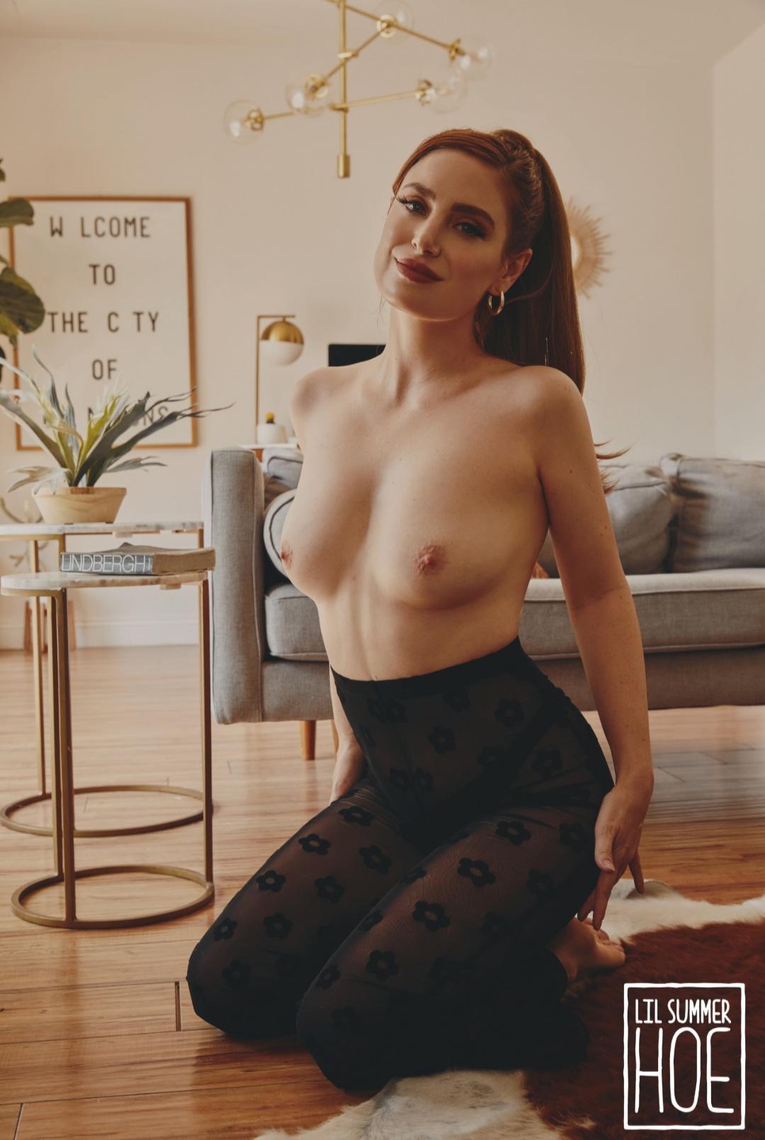 Breeessrig Nude See Through Pants Onlyfans Set0005