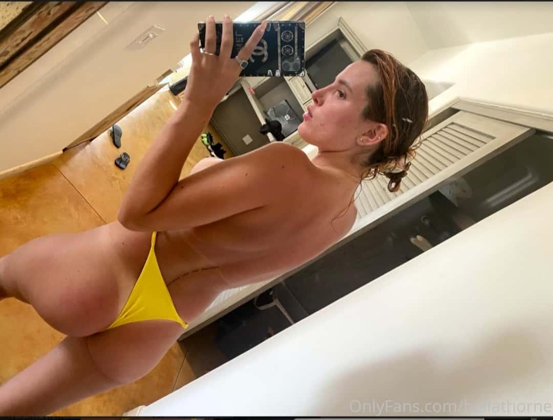 Bella Thorne, Bellathorne, Onlyfans, Nude Pictures 0009