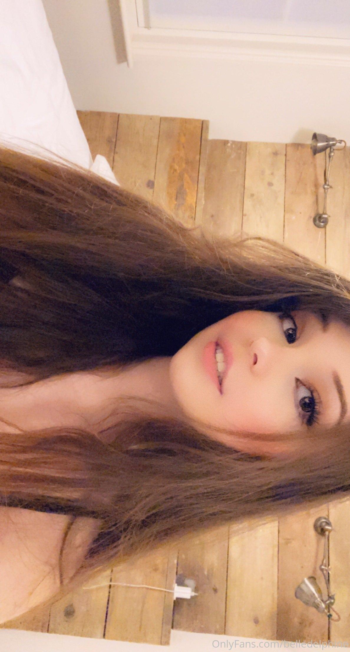 Belle Delphine Naked In Bed Onlyfans Set Leaked 0016