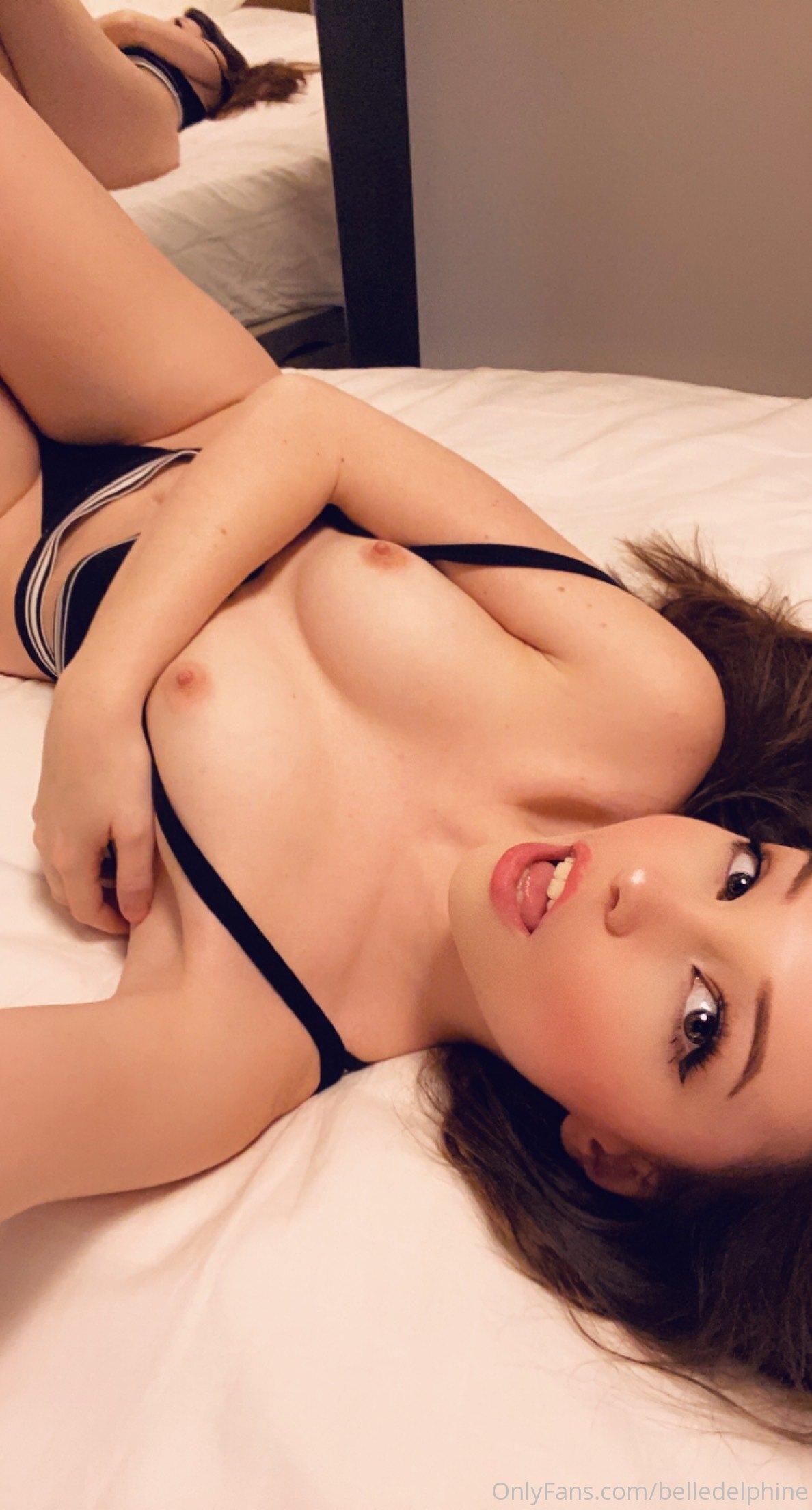 Belle Delphine Naked In Bed Onlyfans Set Leaked 0021